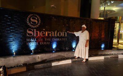 Claudia Sheraton Dubai