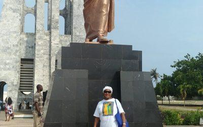 Kwame Nkrumah-Former Pesident of Ghana